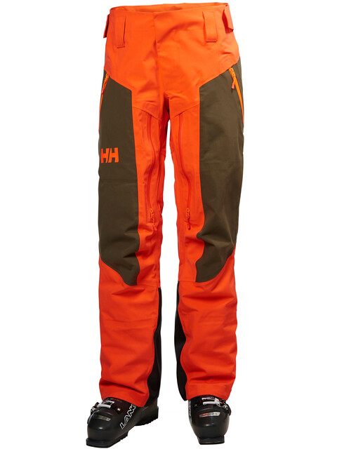 Helly Hansen M's Wasatch Shell Pants Flame